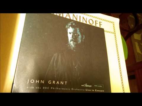 JOHN GRANT Pale Green Ghosts LIVE with BBC Philharmonic Orchestra