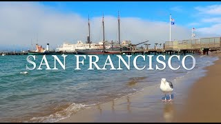 A Day in San Francisco 2018: Chinatown, Pier 39, Fisherman's Wharf, Lombard St., Ghirardelli Square