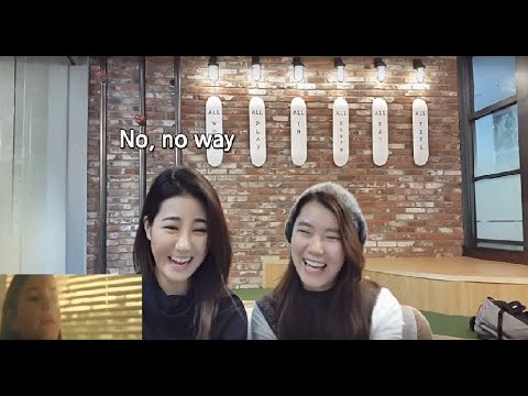 Cover Lagu Koreans react to Girls Like Girls. Stereotype towards LGBTQ STAFABAND