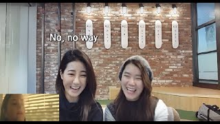 Koreans react to Girls Like Girls. Stereotype towards LGBTQ