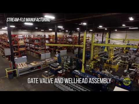 Stream Flo Industries - Edmonton Aerial Video