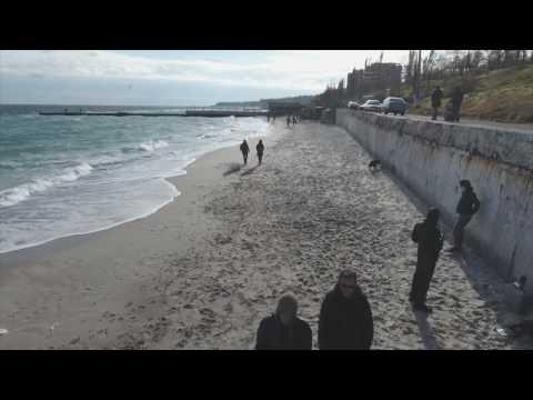 Odessa Beach 5th Nov 2016