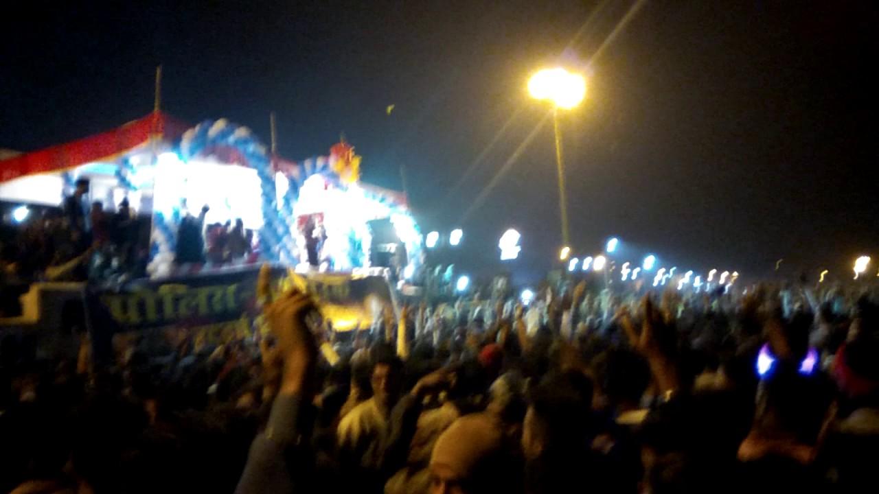 New year celebration at Futala Lake, Nagpur