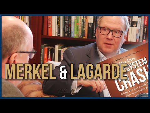 """""""Lagarde und Merkel bringen mich um den Schlaf."""" Max Otte im Interview"""