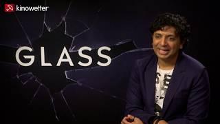 Interview M. Night Shyamalan  GLASS