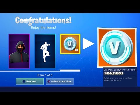 HOW TO GET iKONIK SKIN FOR FREE IN FORTNITE! thumbnail