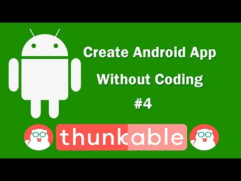 #4 How To Create Android App Without Coding Earn From Google Play & AdMob