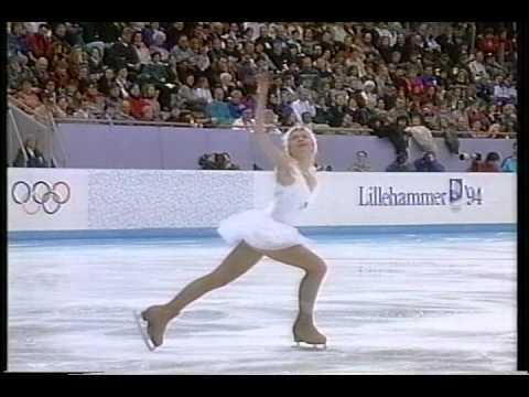 Oksana Baiul UKR  1994 Lillehammer, Figure Skating, Exhibition Performances