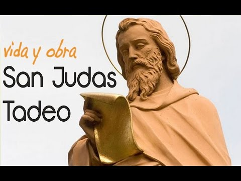 Quin fue San Judas Tadeo? Esta es su verdadera historia |