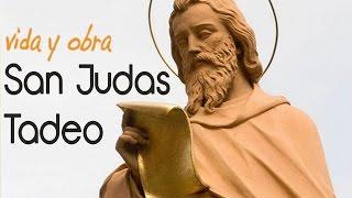 Historia, vida y Muerte de San Judas Tadeo