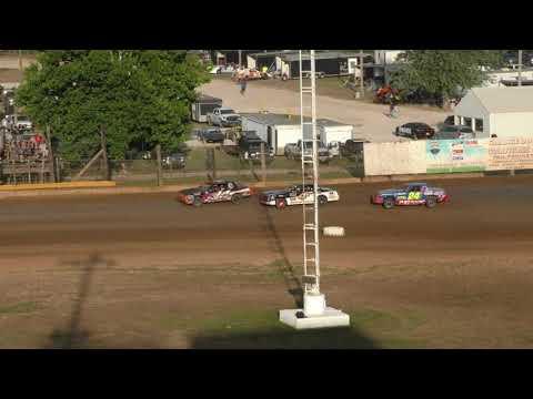 7 28 18 Bailey Hicks Memorial Bomber Heat #5 Lincoln Park Speedway