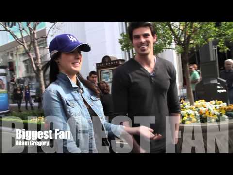 Beverly Hills 90210 star, Adam Gregory with his girlfriend talks about Babies
