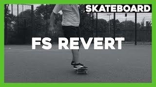 How to frontside reטert | Basic Skateboard Trick
