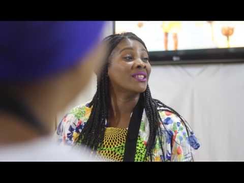 African Food Art Tour - Loîc Dablé - Nanawax