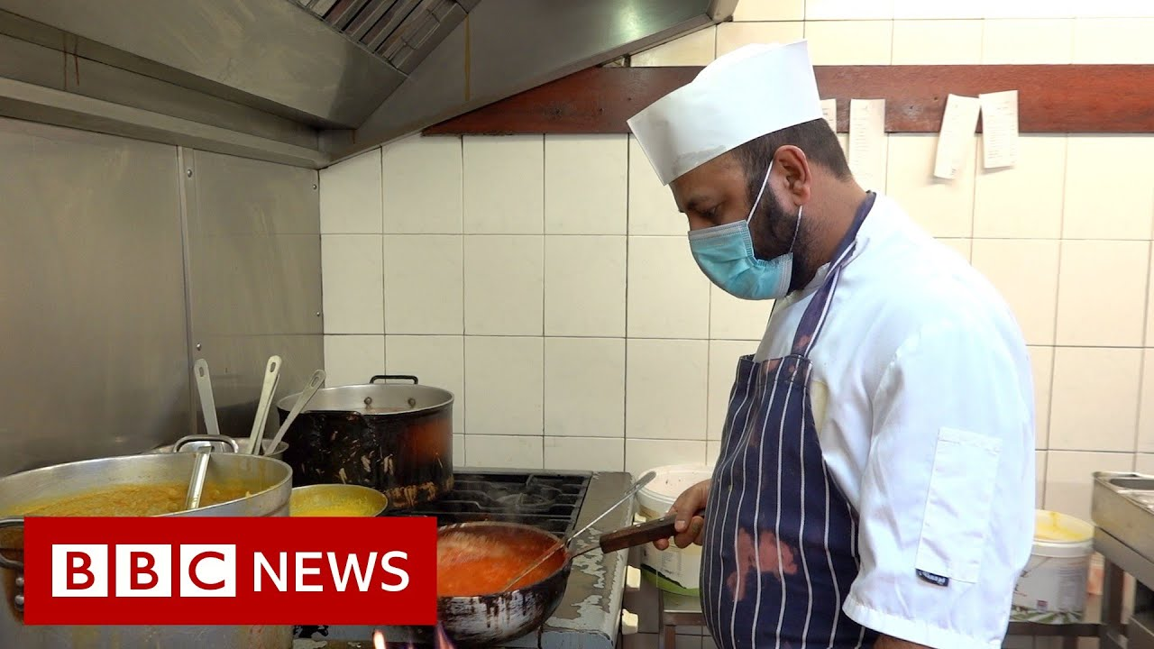 'Fears curry houses may not reopen after lockdown' - BBC News