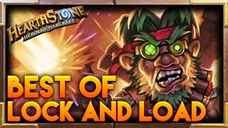 Hearthstone | Lock and Load Moments