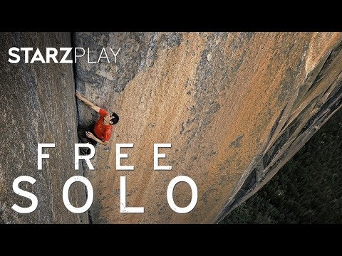 FREE SOLO  | Award Winning  Documentary - Watch Now On STARZPLAY