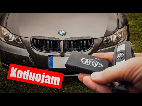 BMW KODAVIMAS e