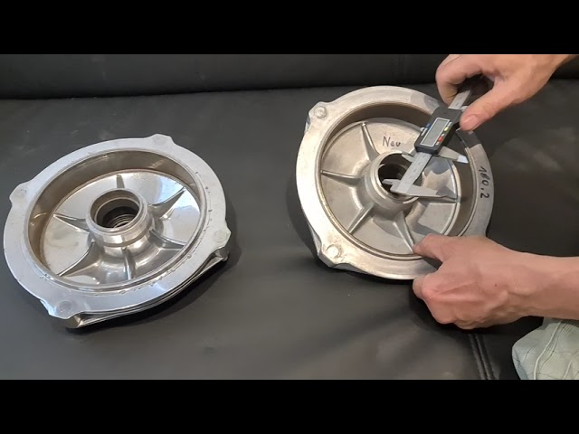 Unterschiede bei Steyr Puch 650 TR Bremstrommeln