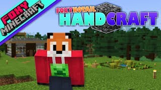 Minecraft: HandCraft Realm | Bedrock Edition Multiplayer Lets Play