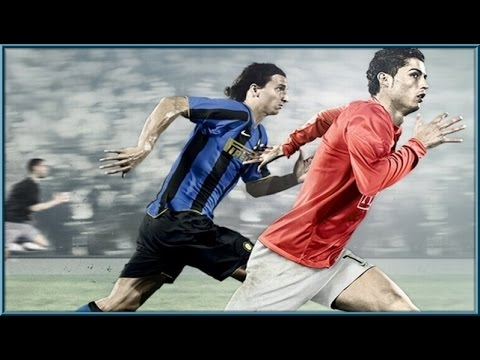 Cristiano Ronaldo Vs Zlatan Ibrahimovic Amazing Free Kick Goal ●Which Is Better ● Football Battle
