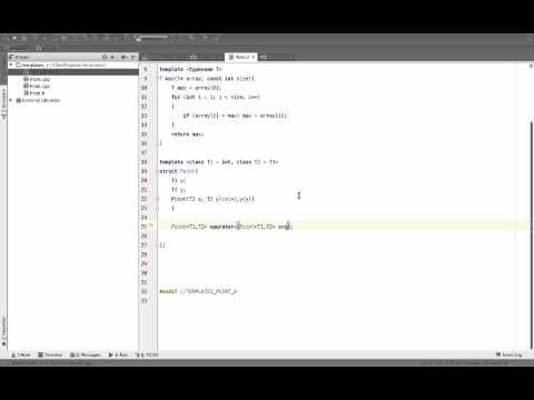 Вебинар. Шаблоны в C++