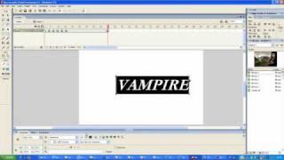 Flash interpolazione immagine e scritta.wmv