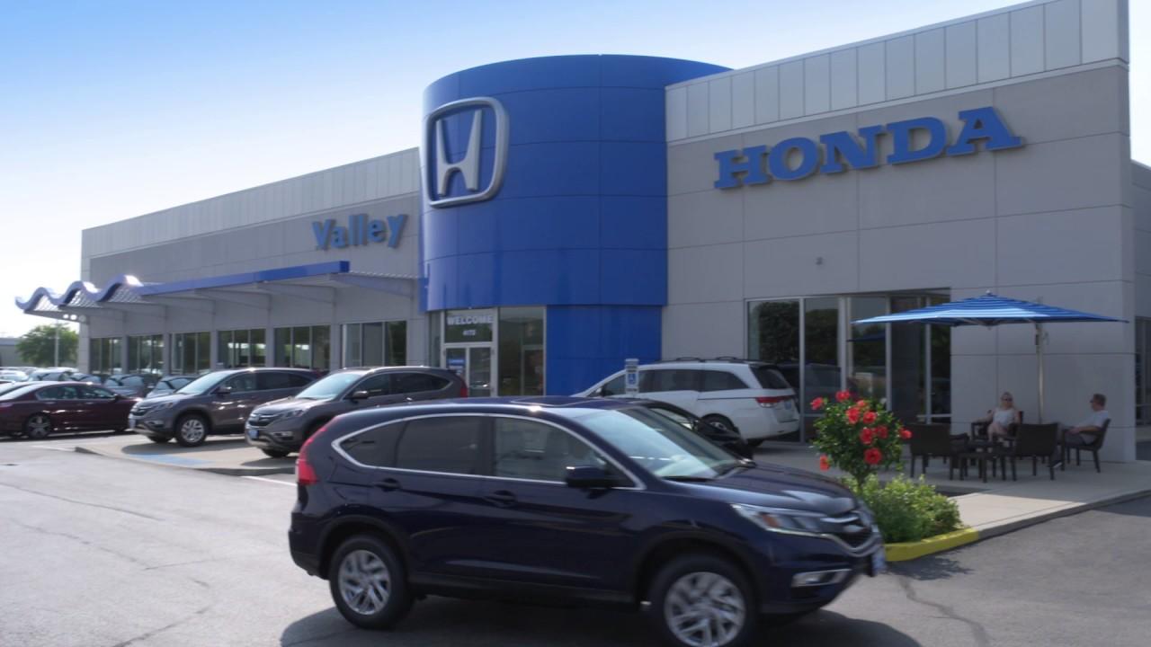 Honda Dealers Illinois >> Valley Honda In Aurora Chicago Area New Honda And Used Car Dealer