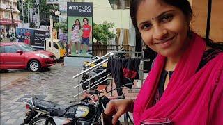 கொட்ற மழை ல எதுக்கு கிளம்பி வந்திருக்கா பாருங்க 😁   Saturday special day preparations vlog style