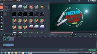 КАК СДЕЛАТЬ ИНТРО С ПОМОЩЬЮ ПРОГРАММЫ [Movavi video editor 12]Easy