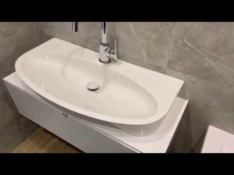 Готовый ремонт квартиры ЖК Водный (Санузлы)