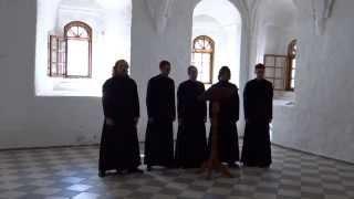 Скачать Хор Александро Свирского монастыря
