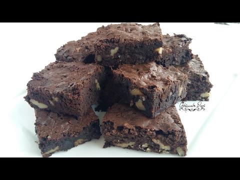 براونيز-روعة-ومعلك-وجد-سهل-مع-نصائح-لينجاحه-|-brownies-facile
