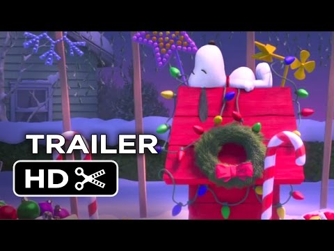 The Peanuts Movie Official Teaser Trailer #2 (2015) - Animated Movie HD