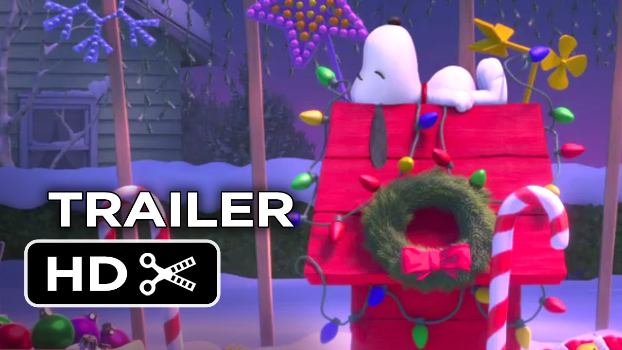 The Peanuts Movie Official Teaser Trailer #2 (2015) - Animated ...
