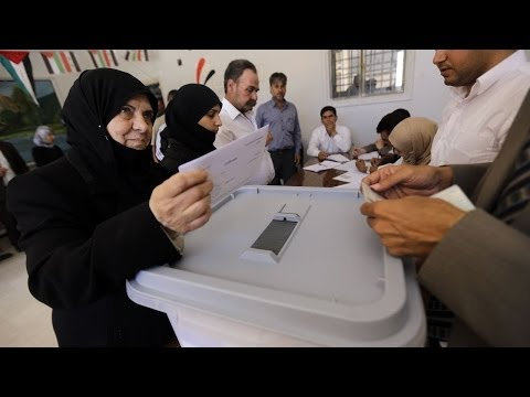 Syria's Disputed Election Brings Out Voters, Bombs
