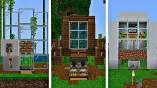 Лучшие МИКРО ФЕРМЫ Для Выживания!   Minecraft Bedrock Edition   Майнкрафт Пе 1.16.201   #ЛПД  