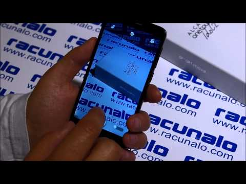 Alcatel onetouch IDOL 2 - video test (05.07.2014)