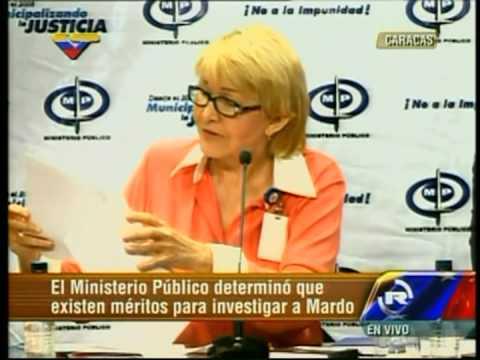 Fiscalia determinó que existen méritos para investigar al Dip. Richard Mardo