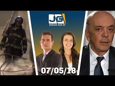 Jornal da Gazeta - Edição das 10 - 07/05/2018