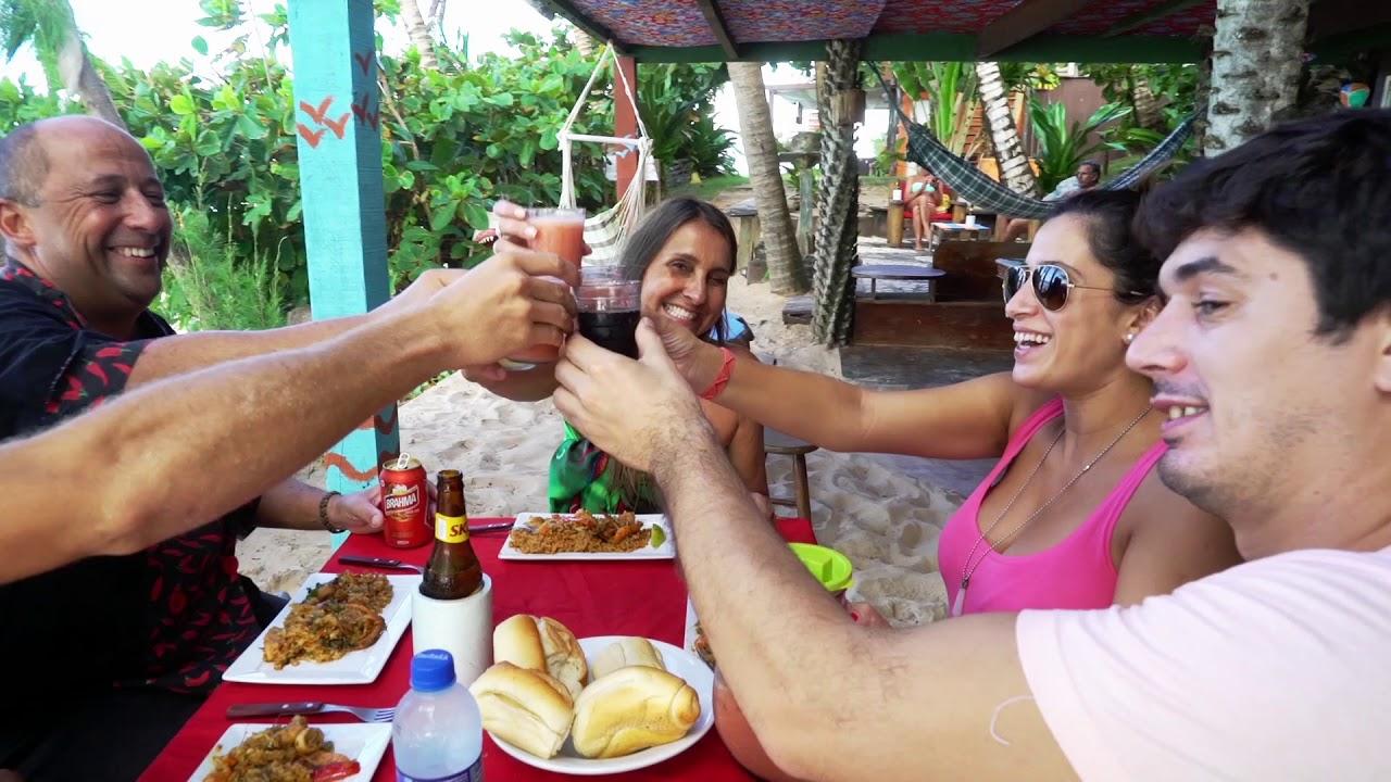 Llegamos a Brasil para conocer Pipa, un pueblo sobre el mar - DESTINO VLA ON TOUR!