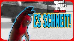 Schnee in GTA! Aprilscherz oder Wahrheit? - GTA 5 ONLINE Deutsch
