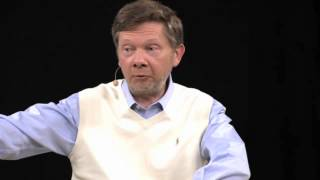 Practicing Presence with Eckhart Tolle author of THE POWER OF NOW