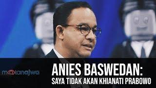 Video Mata Najwa Part 1 - Drama Orang Kedua: Anies Baswedan: Saya Tidak akan Khianati Prabowo download MP3, 3GP, MP4, WEBM, AVI, FLV November 2018