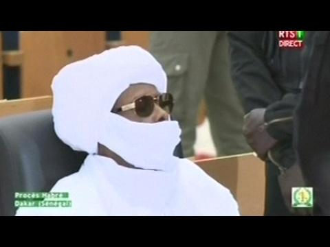 Hissène Habré définitivement condamné à la prison à vie