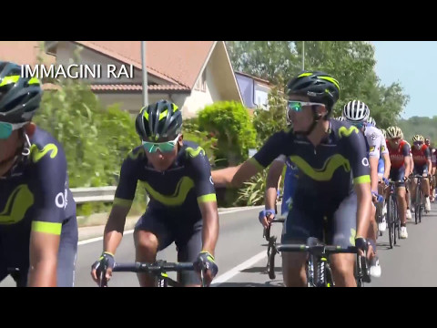 Giro d'Italia - Stage 9 - Highlights