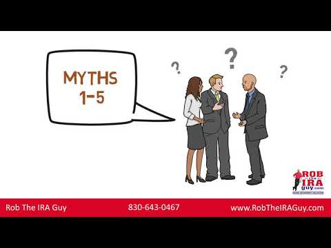Annuity Myths (Lies) People Will Tell You: 1-5