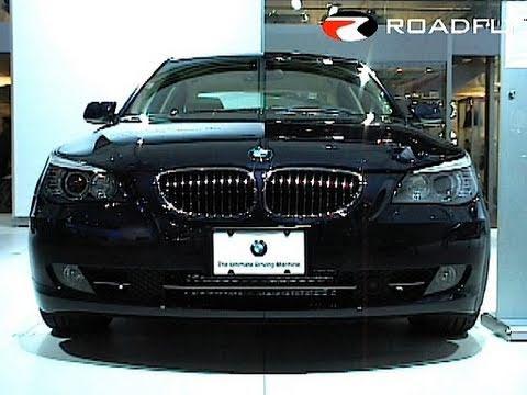 Roadflycom BMW I YouTube - 2007 bmw 535xi