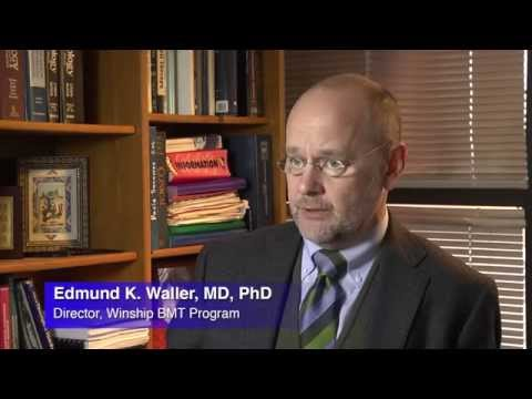 Why Winship? - Edmund Waller, MD