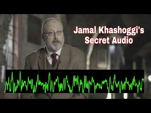 Dubai: Audio of Jamal Khashoggi's Secret Interview Against Mohammed Bin Salman MBS